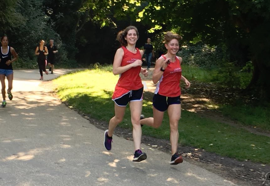 Run with London Frontrunners